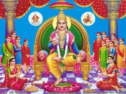 Chitragupta Puja 2017 Date Muhurat Significance And Shloka