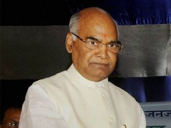 President Kovind To Address Two Day Governors Conference