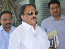 Enforcement Directorate Issues Notice Karnataka Minister Roshan Baig For Fema Violence