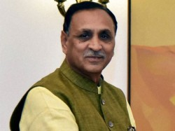 Gujarat Cm Reminds Congress Of 2012 On Allegations Bjp Influencing Ec