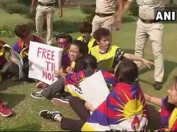 Amid Cpc Meet In China Tibetans Launch Anti China Protests