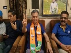 Ahead Himachal Pradesh Polls Anil Sharma Joins Bjp