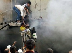Russia Casts Second Veto To Block Renewal Of Syria Gas Attacks Probe