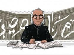Google Doodle Honours 87th Birthday Abdul Qavi Desnavi