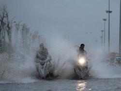 Chennai Rains Heavy Showers Paralyse Normal Life