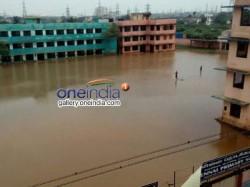 Chennai Rains Semester Exams Postponed