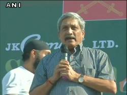 As Defence Minister I Ensured That Minimum Life Is Lost Says Goa Manohar Parrikar