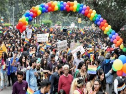 Delhi S 10th Queer Pride March Painted The Capital Rainbow Colours