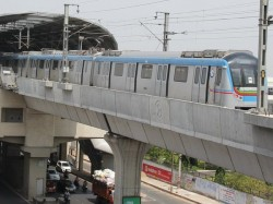 Hyderabad Metro Rail Opens To Public Today Passengers Elated