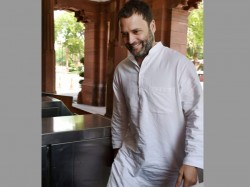 Ragapollfarce Protest Against Rahul Becoming Congress Pres