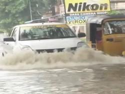 Chennai Rains Massive Water Logging Plagues City