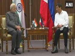 India Philippines Vow Combat Terrorism Ink 4 Pacts