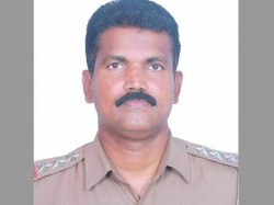 Tamil Nadu Special Team Cop Killed In Shoot Out In Rajasthan