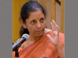 Major Shake Up On Cards At Defence Ministry Says Nirmala Sitaraman
