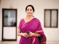 Newsmakers 2017 Nirmala Sitharaman Indias First Full Time Woman Defence Minster
