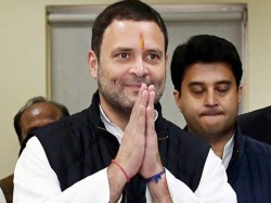 Only Candidate Rahul Frontrunner In Congress Presidential Pol