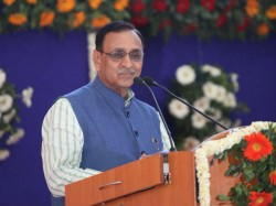 Vijay Rupani To Be Sworn In As Gujarat Cm For Second Time Today
