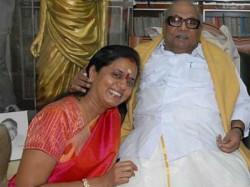 Sc Allows Trial Against Karunanidhis Daughter In Land Grab Case