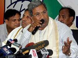 Siddaramaiah Slams Parrikar Bjp Over Mahadeyi Issue