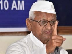 Anna Hazare Begin His Hunger Strike Competent Lokpal Better