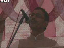 Hindustan Belongs Hindu Says Bjp Mla Vikram Saini