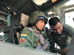 Breaking Sound Barrier Top Gun Sitharaman Soars A Sukhoi Fighter Jet