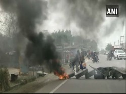 Padmaavat Day Before Release Protesters Block Delhi Jaipur Highway