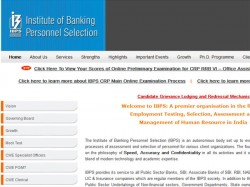 Ibps So 2017 Results Declared On Ibps In
