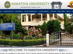 Kakatiya University Degree Supplementary Exam Results 2017 Declared