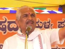 Why Is Hindu Communal Only When I Say It Rss Veteran Kalladka Prabhakar Bhat