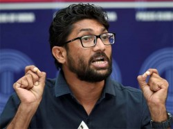 Mevani Has Background Of Giving Provoking Speeches Rajasthan Minister