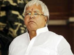 Fodder Scam After Conviction Lalu Prasad Writes Open Letter People Of Bihar