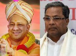 If You Are A Hindu Why Promote Eating Beef Yogi Asks Siddaramaiah