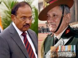 Nsa Army Chiefs Secret Mission To Bhutan