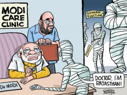Will Dr Modi Cure The Election Ills Bjp