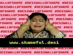 How Desiwallofshame Exposes Powerful Indian Americans Suppo