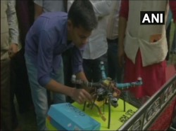 Wb Goes Tech Savvy Fight Mosquito Menace Uses Drone Against