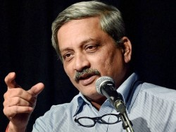 Manohar Parrikar Hospitalised Again