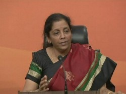 No Unprovoked Attack From Across The Border Shall Go Unanswered Sitharaman