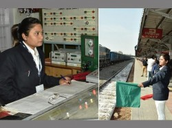 India Gets First All Women Non Suburban Railway Station