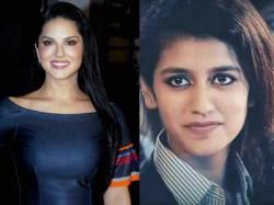 Priya Prakash Surpasses Sunny Leone As Most Searched Actress