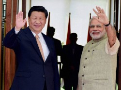 Modi Speaks Xi Over Phone Congratulates On His Re Election