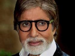 Amitabh Bachchan Falls Ill During Shooting Jodhpur