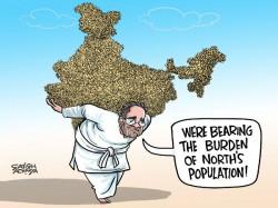 Ouch Siddaramaiah S Back Breaks As Karnataka Carries The B