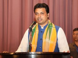 Tripura Cm Meet Pm To Seek Special Financial Package