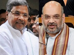 K Taka Poll Turns Communal Cong Asks Ec Take Action Against