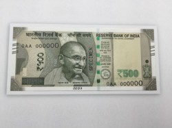 Cash Crunch Govt To Increase Printing Of Rs 500 Notes By Five Times