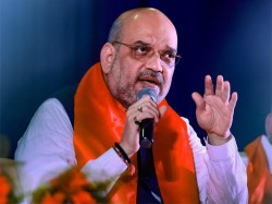 Amit Shah Cautions Workers That Pride Must Not Turn Into Arrogance