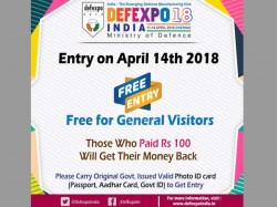 Defence Expo 2018 Date Time Venue Details Key Attractions