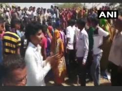 Farmers Detained Resisting Gujarat Companys Bid To Take Possession Of Land